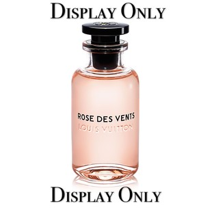 Louis Vuitton Rose Des Vents Eau de Parfum filled in 5ML Black Travel Spray Only