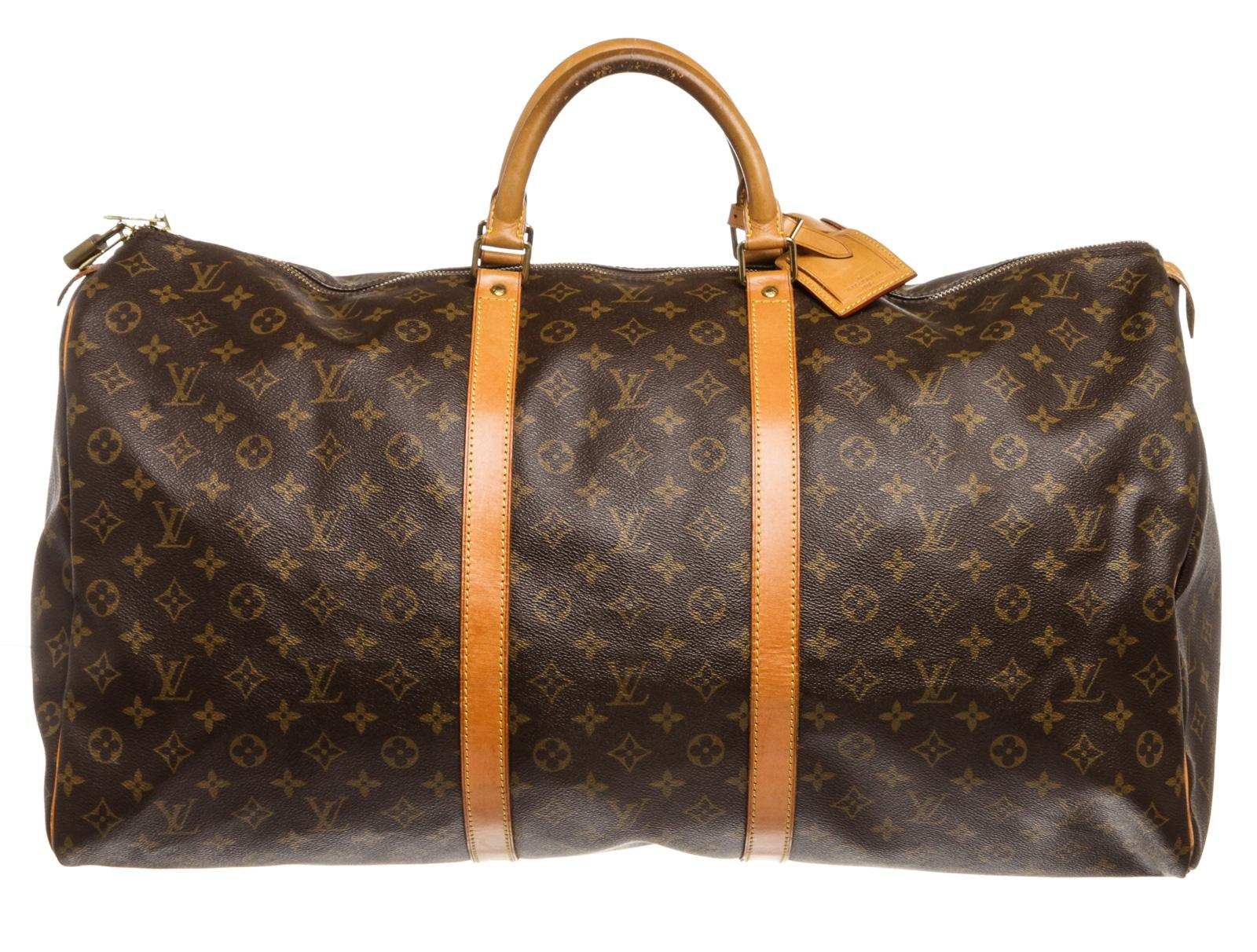 louis vuitton overnight bag. louis vuitton brown travel bag overnight