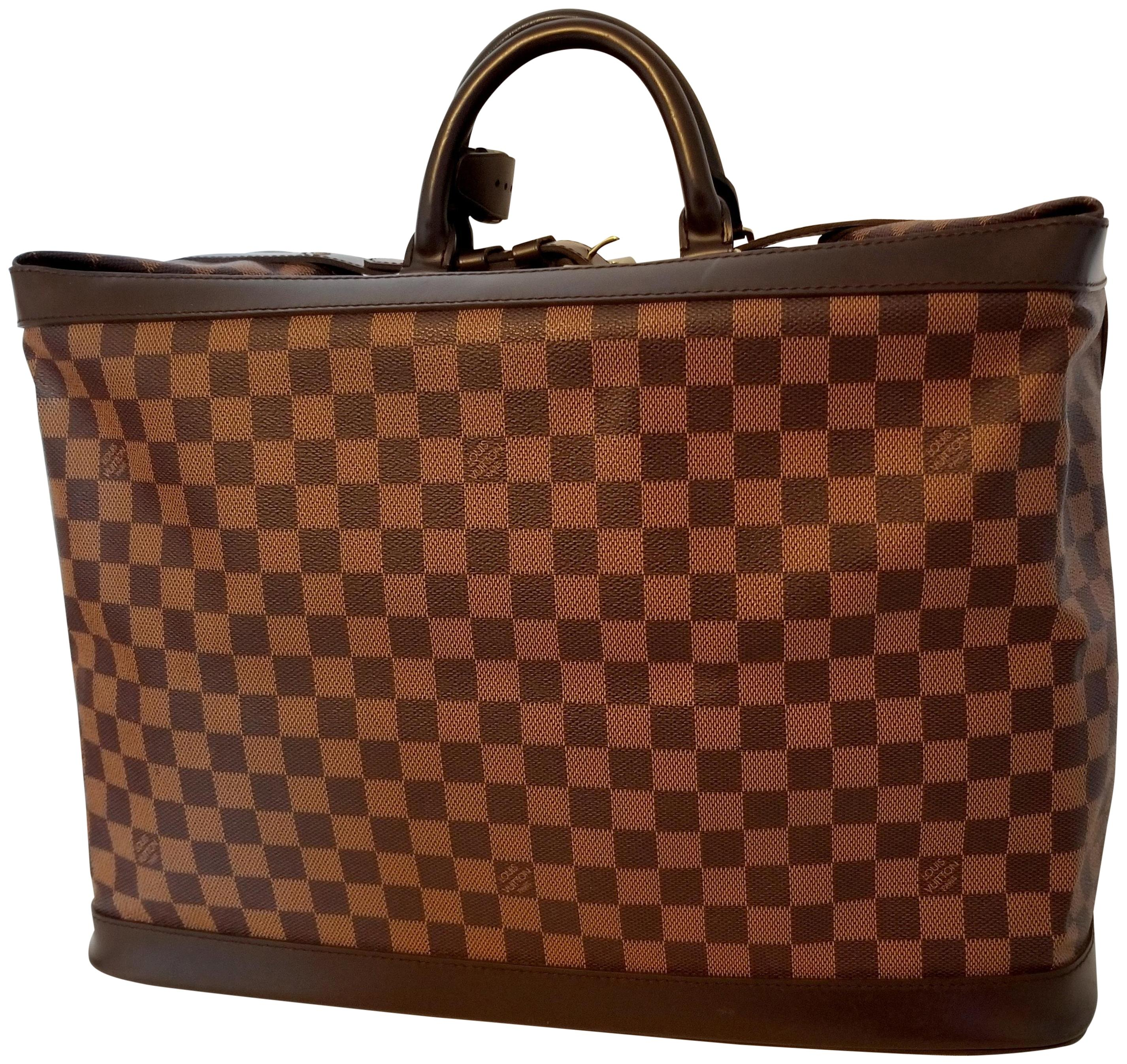 Louis Vuitton Monogram Cruiser 45 Weekender Luggage YEYVOTLKx