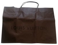 Louis Vuitton Gift Paper Tote in Brown