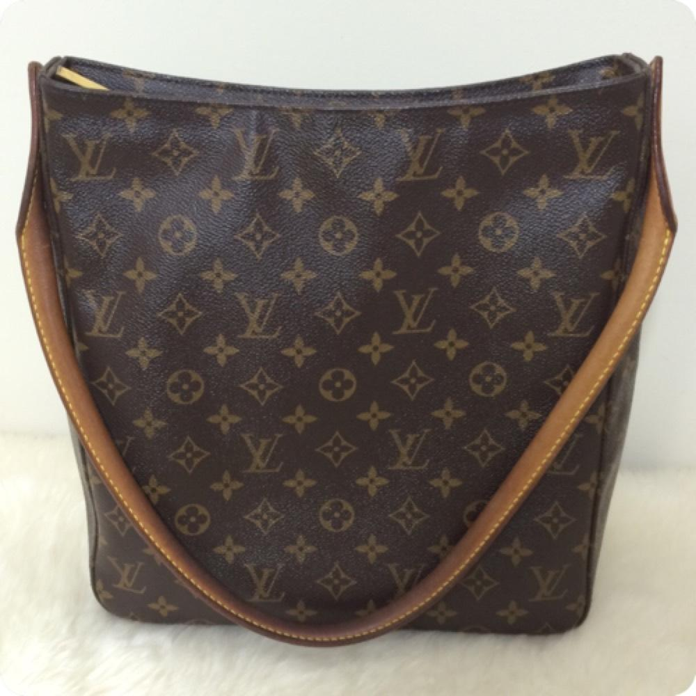 Louis Vuitton GM looping bag