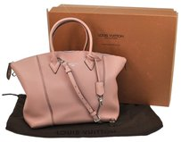 Louis Vuitton Hand Lockit Tote in Pink