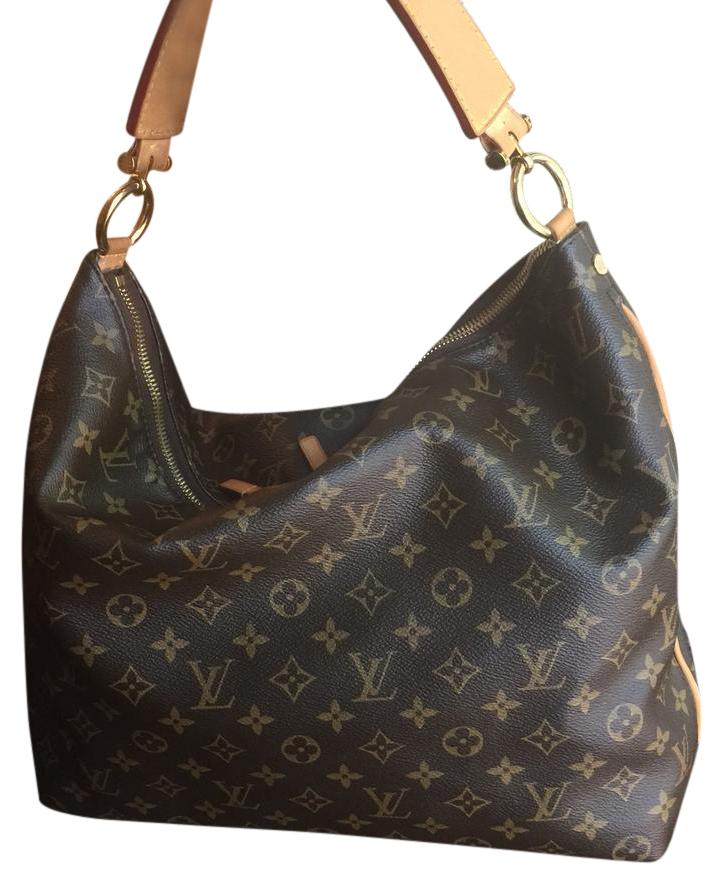 Louis Vuitton Sully Hobo Bags - Up to 70% off at Tradesy