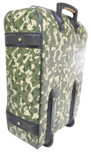 Louis Vuitton Limited Edition Travel Rare Monogram Camouflage Travel Bag