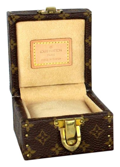 Louis Vuitton Jewelry Cases Up to 70 off at Tradesy