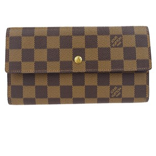 Louis Vuitton LOUIS VUITTON International Trifold Wallet