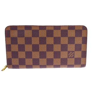Louis Vuitton LOUIS VUITTON Long Portmone Zip Bifold Wallet
