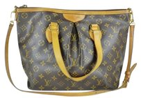 Louis Vuitton Lv Palermo Crisscross Strap Shoulder Bag