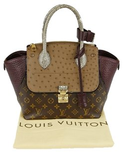 Louis Vuitton 2012 Limited Tote in Monogram