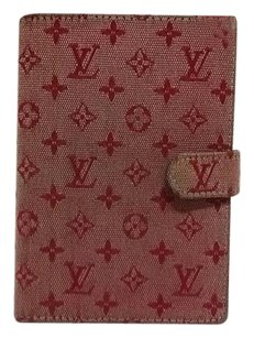 Louis Vuitton Mini Lin Agenda PM 205209