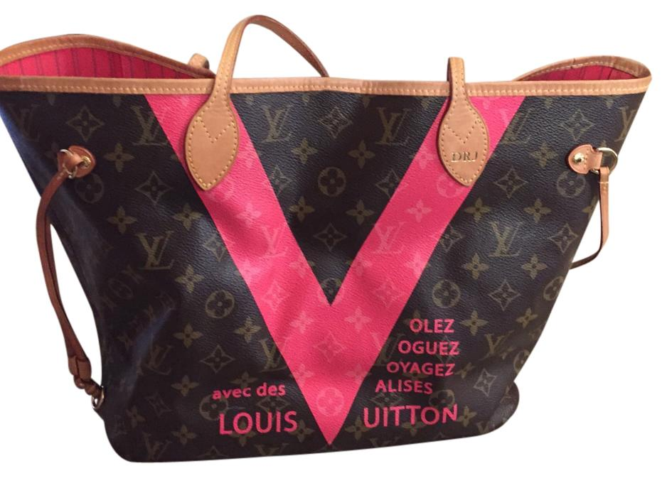 Louis Vuitton MM Neverfull Summer 2015 Collection