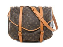 Louis Vuitton Monogram M42252 Cross Body Bag