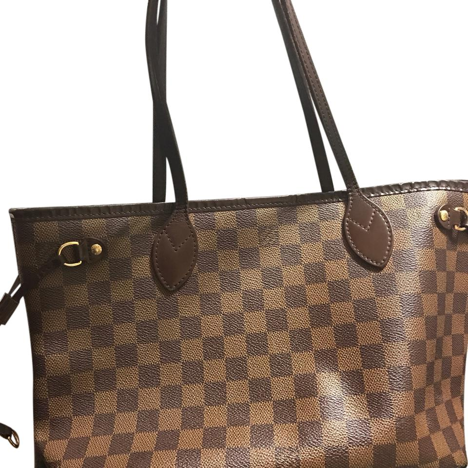 Louis Vuitton Never full Damien Ebene PM
