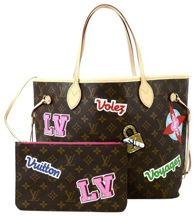 Preload https://item2.tradesy.com/images/louis-vuitton-neverfull-the-patches-collection-2018-limited-edition-tote-23973656-0-1.jpg?width=440&height=440