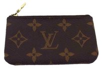 Louis Vuitton *OUT OF STOCK* Louis Vuitton Monogram Key Cles Coin Pouch