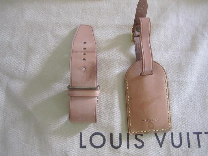 how to clean louis vuitton leather handles