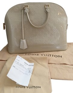 Louis Vuitton Tote in Blanc Corail - Ivory