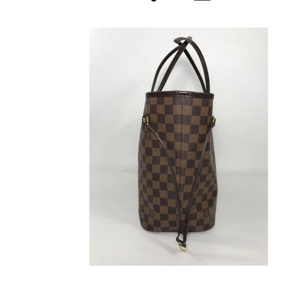 Louis Vuitton Brown And Looks Like New Neverfull Mm Tote