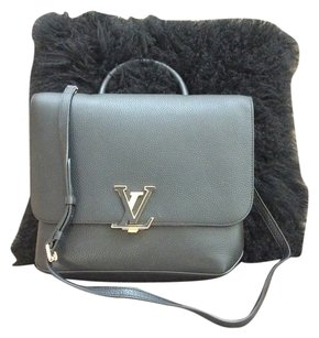 Louis Vuitton Volta Tourillon Black Messenger Bag