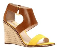 Louise et Cie Rocco yellow Wedges