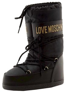 Love Moschino Blac Boots