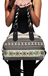 Love Stitch Hobo Bag
