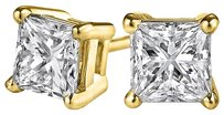 LoveBrightJewelry Prong Set Natural Diamond Studs at Incredible Price