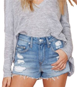 Lovers + Friends Cut Off Shorts