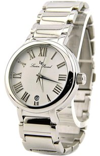 Lucien Piccard Lucien Piccard Marbella 22 Stainless Steel Silver Watch
