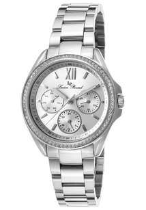 Lucien Piccard Lucien Piccard Women's Eclipse Stainless Steel Multi-Function