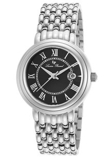 Lucien Piccard Lucien Piccard Women's Fantasia Stainless Steel Black Dial