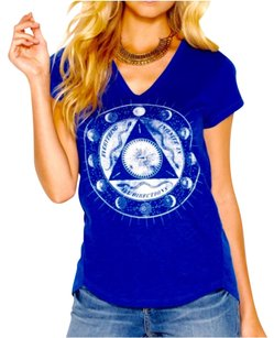 Lucky Brand T Shirt Blue