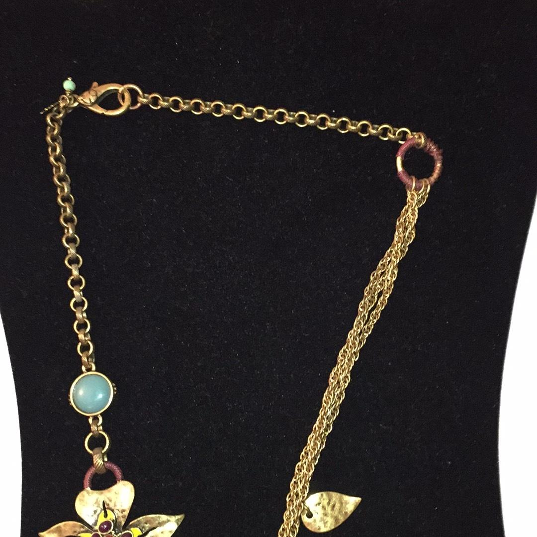 Lucky Brand Semiprecious Stones New Nwot Necklace