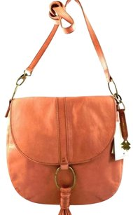 Lucky Brand Leather Athena Cross Body Bag
