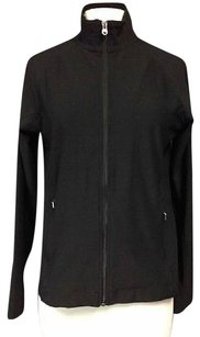 lucy Lucy Black Track Jacket
