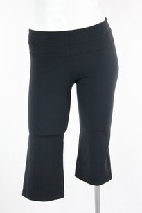 Lululemon Lululemon Black Luon Cropped Leggings