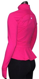 Lululemon Lululemon Hustle In Your Bustle Jacket Ruffle Sz 10 SOLD OUT !!