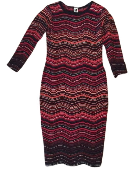 M missoni black dress 2x