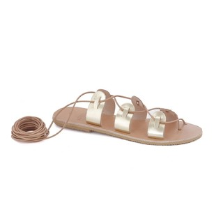 MAC&LOU gold Sandals
