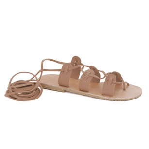 MAC&LOU tan Sandals