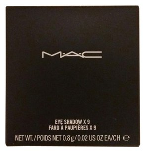 MAC Cosmetics Mac cosmetics 9 PC eyeshadow free panty L women