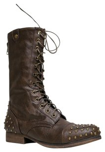 Madden Girl Brown Boots