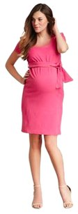 MADELEINE MATERNITY NEW WITH TAGS MADELEINE MATERNITY MEDIUM/ LARGE (8-10) PINK DRESS