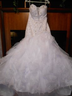 Mori Lee Brand New Madison Collection 4500 Wedding Dress