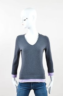 Magaschoni Lavender Sweater