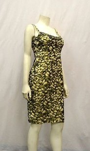 Maggy London Greengold Dress