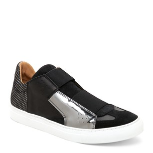 Maison Margiela Black & Silver Tone Athletic