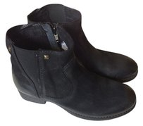 Manas Chelsea Ankle Boot Black Boots