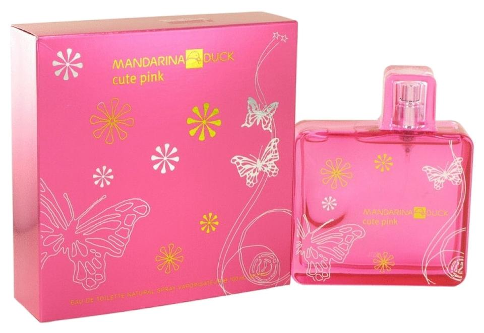 Cute Pink, the New Fragrance from Mandarin Duck