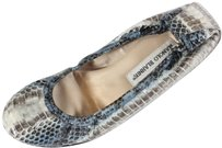 Manolo Blahnik Ballet Multi-Color Flats